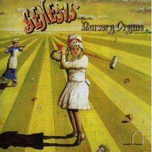 Nursery Cryme - CD Audio di Genesis