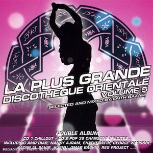 La Plus Grande Discotheque vol.5 - CD Audio