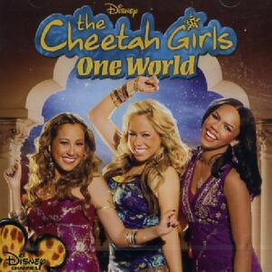 One World - CD Audio di Cheetah Girls