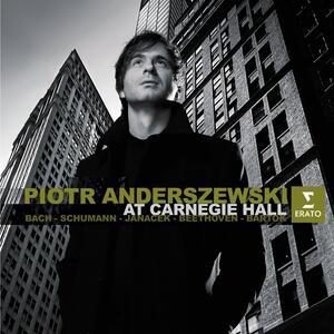 At Carnegie Hall - CD Audio di Piotr Anderszewski