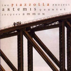 The Piazzolla Project - CD Audio di Artemis Quartet,Jacques Ammon