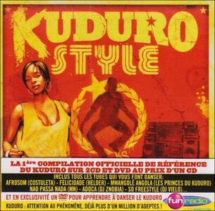 Kuduro Style - CD Audio + DVD