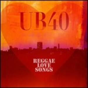 Reggae Love Songs - CD Audio di UB40