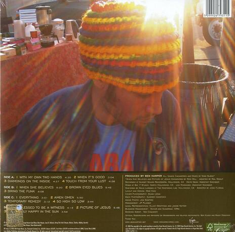 Diamonds on the Inside - Vinile LP di Ben Harper - 2