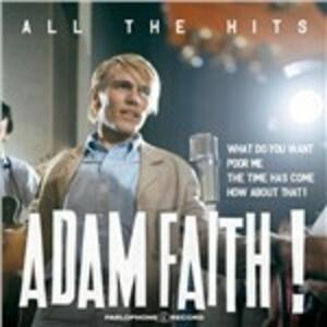 All the Hits - CD Audio di Adam Faith