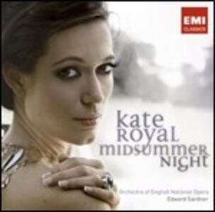 Midsummer Night - CD Audio di Kate Royal,Edward Gardner,English National Opera Orchestra