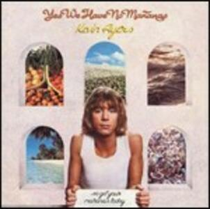 Yes We Have No Mananas - CD Audio di Kevin Ayers