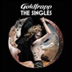 Foto Cover di The Singles, CD di Goldfrapp, prodotto da Pias-Mute