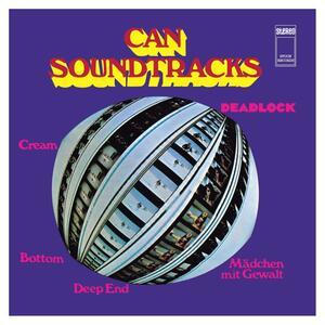 Soundtracks - CD Audio di Can