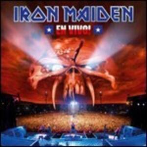 En Vivo! - Vinile LP di Iron Maiden