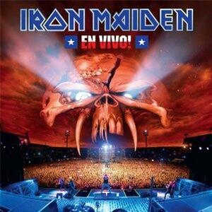 En Vivo! - CD Audio di Iron Maiden