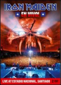 Iron Maiden. En Vivo! (2 DVD) - DVD