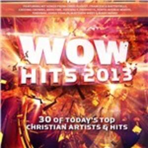 Wow Hits 2013 - CD Audio