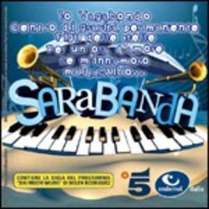 Sarabanda - CD Audio