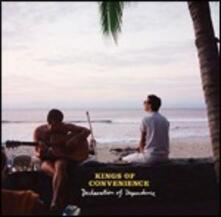 Declaration Of Dependence - Vinile LP di Kings of Convenience