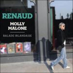 Molly Malone - Balade Irlandaise - CD Audio di Renaud