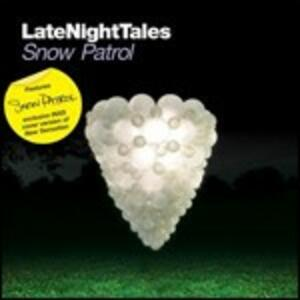 Late Night Tales - CD Audio di Snow Patrol