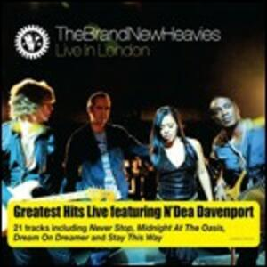 Live in London - CD Audio di Brand New Heavies