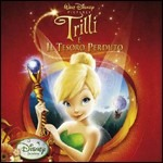 Cover CD Colonna sonora Trilli e il tesoro perduto