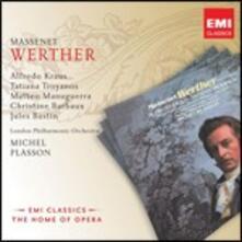 Werther - CD Audio di Jules Massenet,Alfredo Kraus,Tatiana Troyanos,Matteo Manuguerra,London Philharmonic Orchestra,Michel Plasson