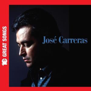 10 Great Songs - CD Audio di José Carreras