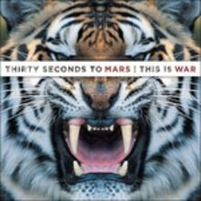 This Is War - Vinile LP + CD Audio di 30 Seconds to Mars