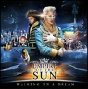 Foto Cover di Walking on a Dream, CD di Empire of the Sun, prodotto da EMI
