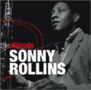 The Ultimate - CD Audio di Sonny Rollins
