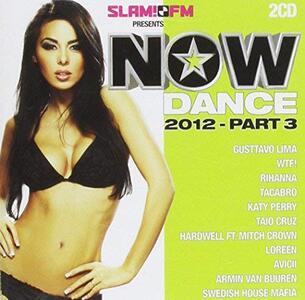 Now Dance 2012 Part 3 - CD Audio