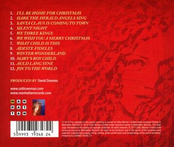 Home for Christmas - CD Audio di Celtic Woman - 2