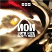 Back to Mono - Vinile LP di NON