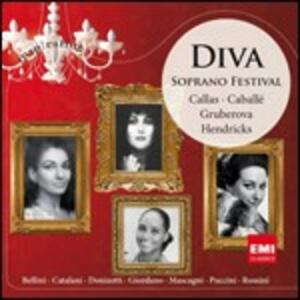 Diva. Soprano Festival - CD Audio