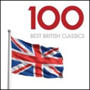 100 Best British Classics - CD Audio