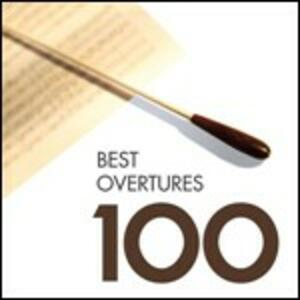 100 Best Overtures - CD Audio