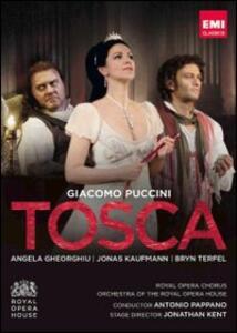 Giacomo Puccini. Tosca di Jonathan Kent - DVD