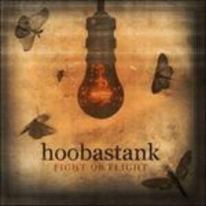 Fight or Flight - CD Audio di Hoobastank
