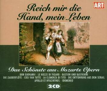 Le nozze di Figaro - Don Giovanni - Così fan tutte - Il flauto magico - CD Audio di Wolfgang Amadeus Mozart,Otto Klemperer