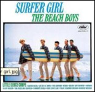 Surfer Girl - CD Audio di Beach Boys