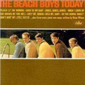 Today! - CD Audio di Beach Boys