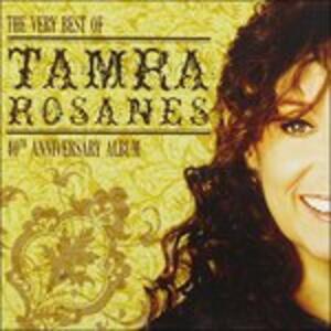 40th Annivesary - CD Audio di Tamra Rosanes