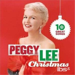 10 Great Christmas Songs - CD Audio di Peggy Lee