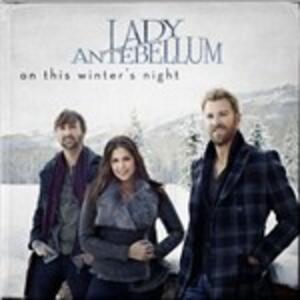 On This Winter's Night - CD Audio di Lady Antebellum