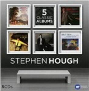 5 Classic Albums - CD Audio di Stephen Hough