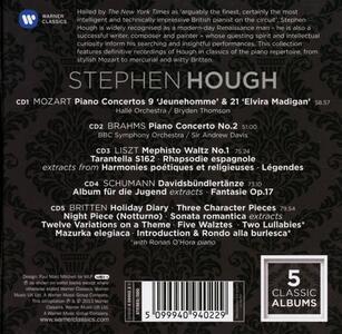 5 Classic Albums - CD Audio di Stephen Hough - 2