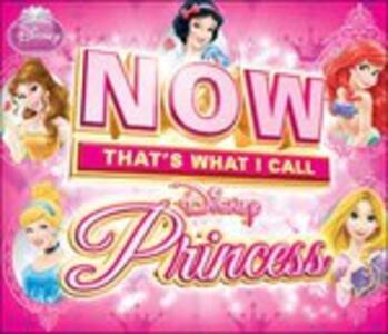 Now Disney Princess - CD Audio