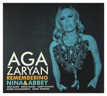 Remembering Nina & Abbey - Vinile LP di Aga Zaryan