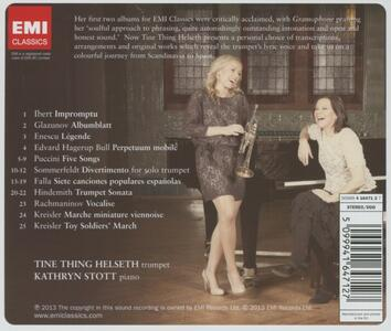 Tine - CD Audio di Kathryn Stott,Tine Thing Helseth - 2