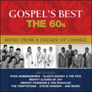 Gospels Best 1960s - CD Audio