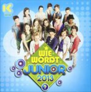 Wie Wordt Junior 2013? - CD Audio