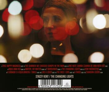 The Changing Lights - CD Audio di Stacey Kent - 2